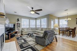8908 Rustic Cove - Living / Dining