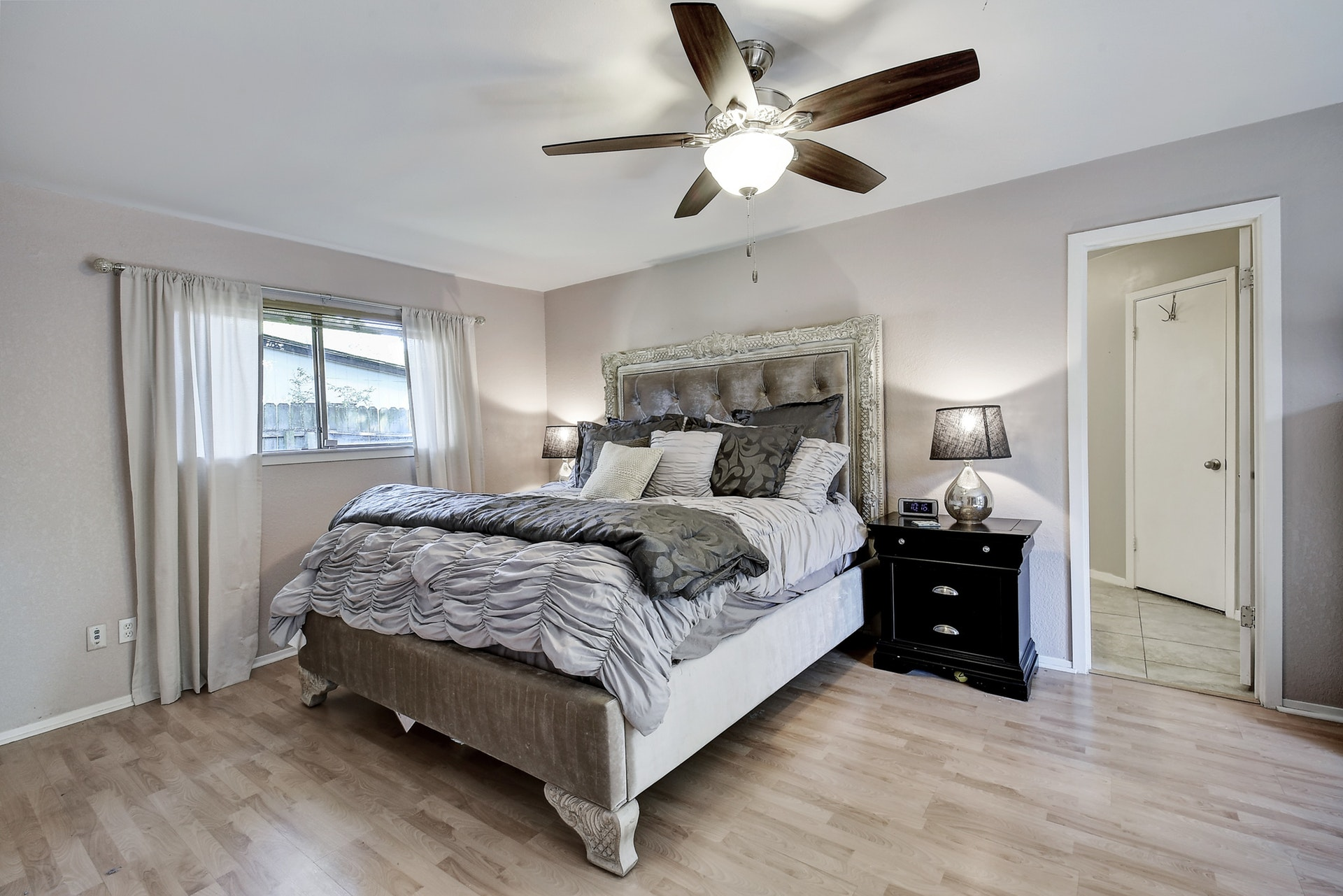 2300 Lear Lane - Master Bedroom