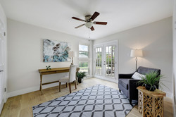 1500 Woodlawn - Downstairs Bedroom