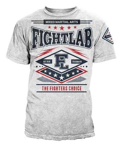 "MUAY THAI MMA K1FIGHTLAB ""FEARLESS STRIKER"" DESIGN T SHIRT"