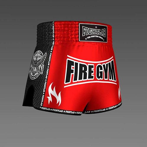 Fire Gym Muay Thai Short