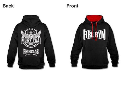 Fire Gym Hoodie