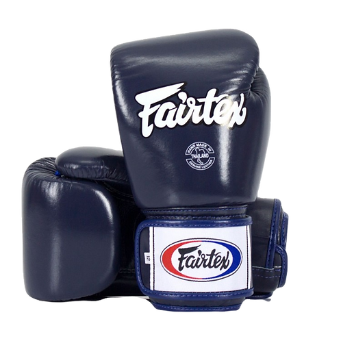 Fairtex Blue Gloves BGV1 - 14oz