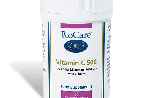 Biocare Vitamin C 500