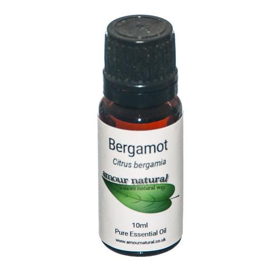 Amour Natural Bergamot Pure Essential Oil 10ml