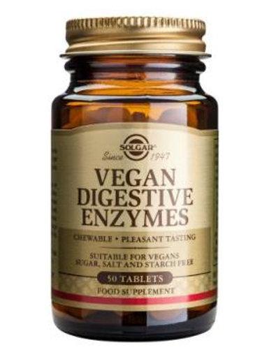 Solgar vegan digestive enzyme