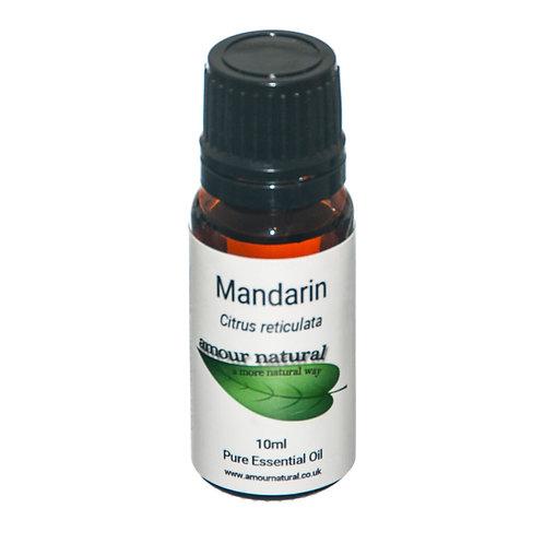 Amour Natural Mandarin Pure Essential Oil 10ml