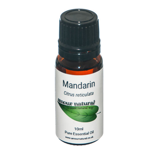 Amour Natural Mandarin Pure Essential Oil 10ml