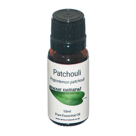 Amour Natural Patchouli Pure Essential Oil 10ml
