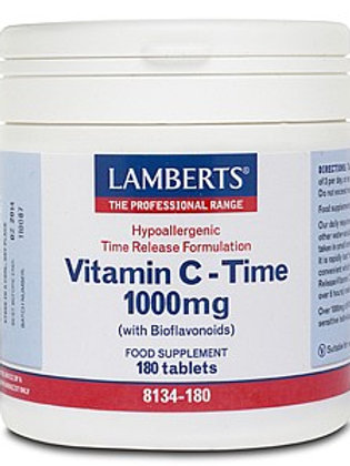Lamberts Vitamin C Time Release 1000mg