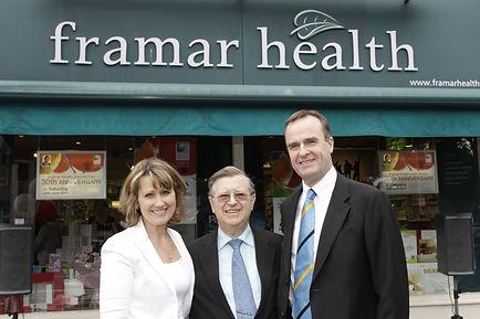 Framar Health Jan de Vries Belfast
