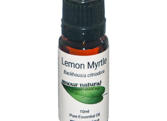 Amour Natural Lemon Myrtle Pure Essential Oil 10ml