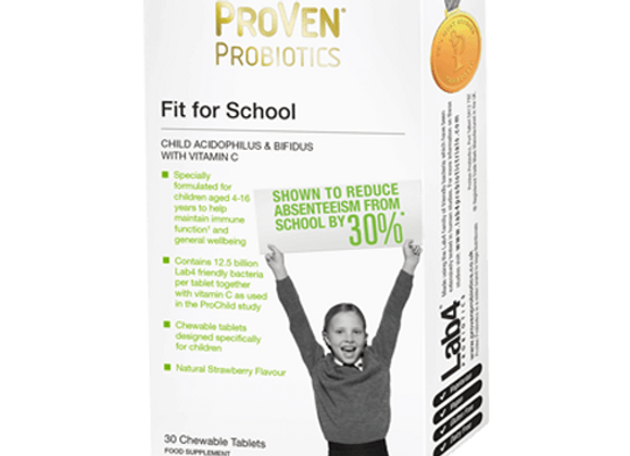 Proven Fit for School Stick Packs