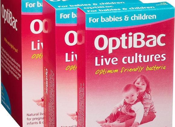 OptiBac for Babies & Children
