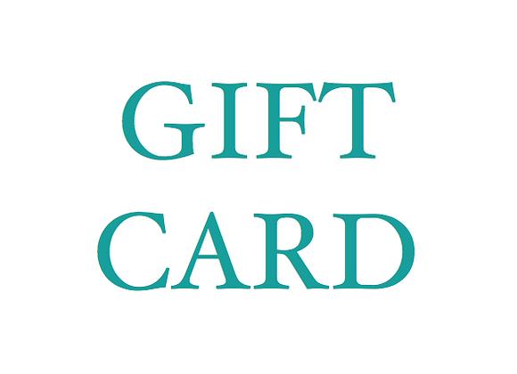 Framar Health Gift Card