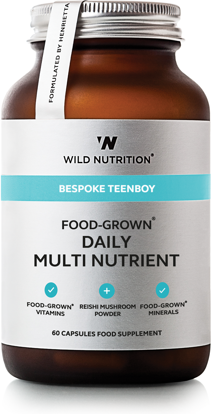 Wild nutrition teenboy