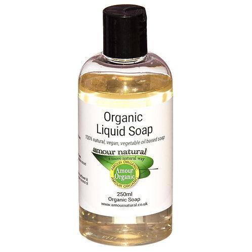 Amour Natural Org Liquid Soap