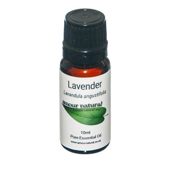 Amour Natural Lavender Pure Essential Oil