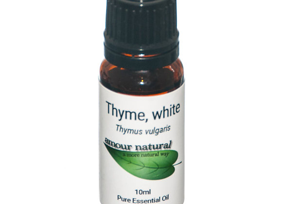 Amour Natural Thyme, white Pure Essential Oil 10ml
