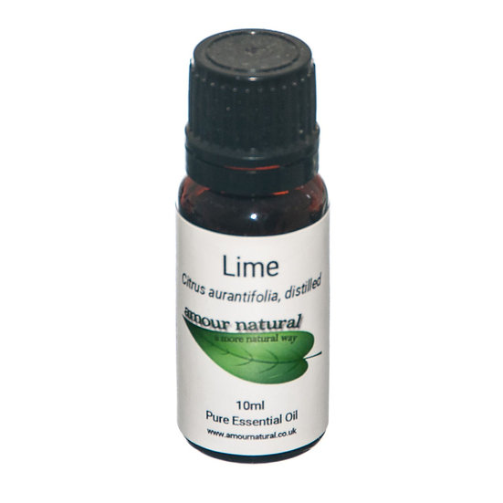Amour Natural Lime Pure Essential Oil 10ml
