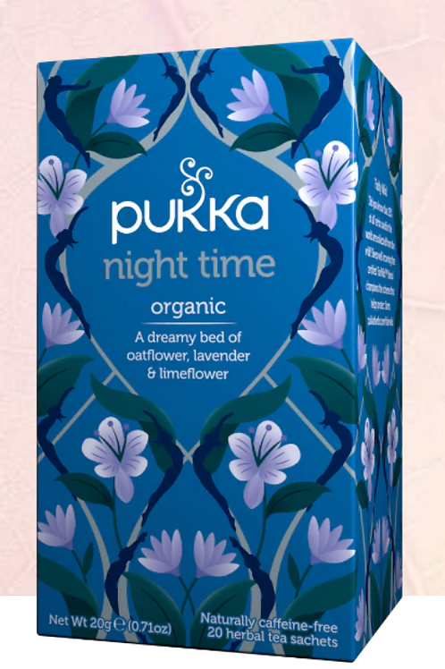 Pukka NightTime tea (20 sachets)