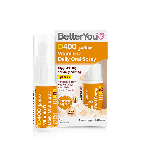 Better You Vitamin D Junior 400iu