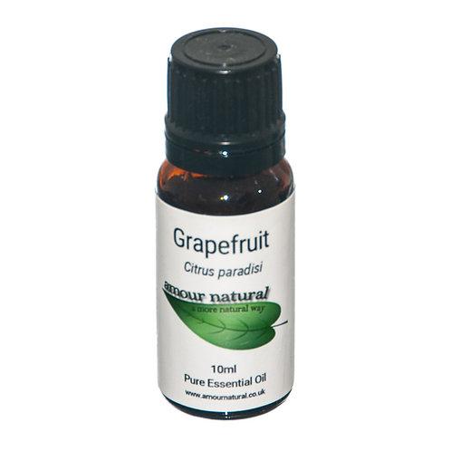 Amour Natural Grapefruit Pure Essential Oil 10ml