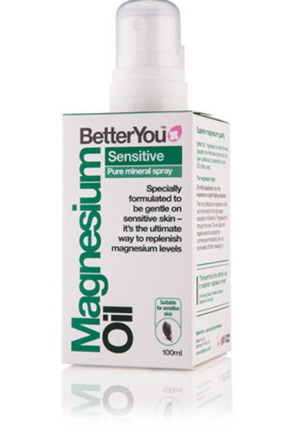 MagnesiumOil Sensitive Spray