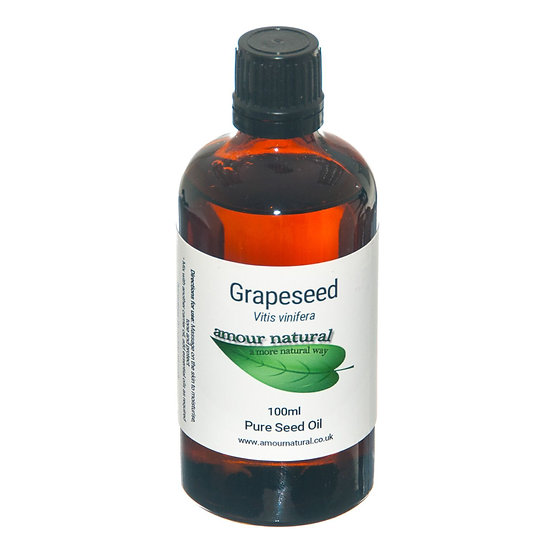Amour Natural Grapeseed Oil