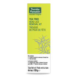 Thursday Plantation tea tree head lice removal kit