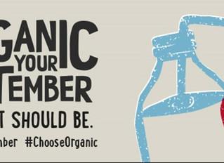 10 ways to organic YOUR September