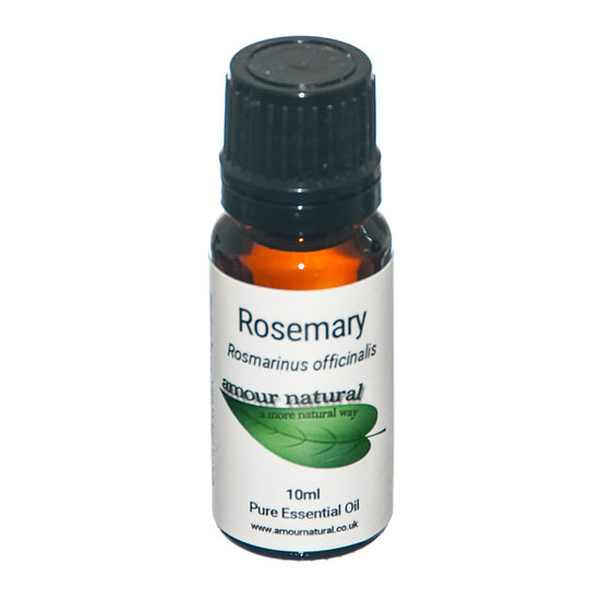 Amour Natural Rosemary Pure Essential Oil 10ml