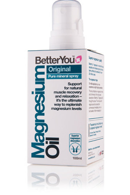 Better You Magnesium Oil