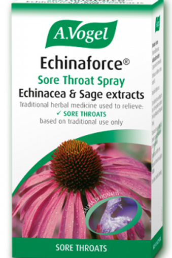 Echinaforce® Sore Throat Spray