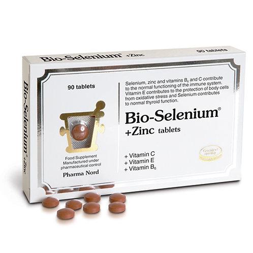 Bio-Selenium plus zinc