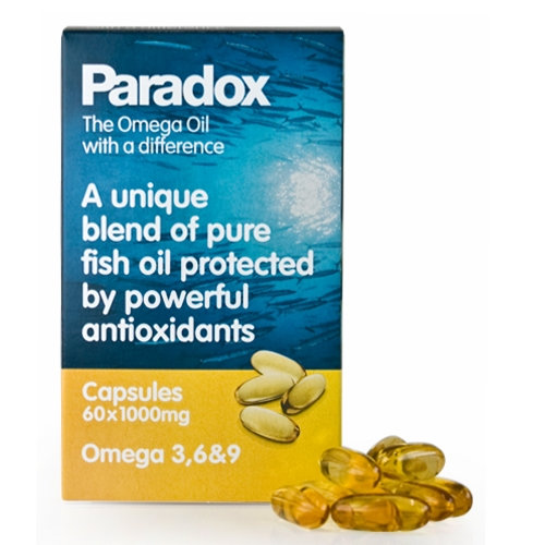 Paradox Omega Oil Capsules