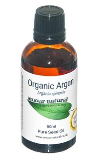 Amour Natural Org Argan Oil 50ml