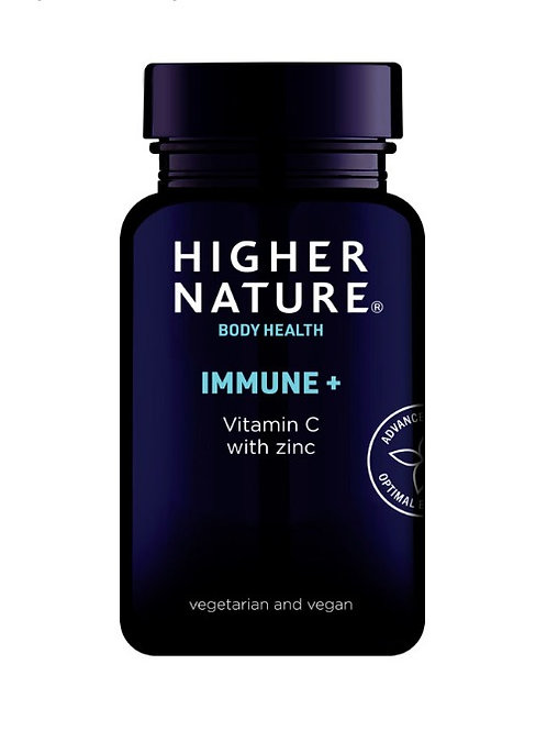 Higher Nature Immune + (90 tabs)