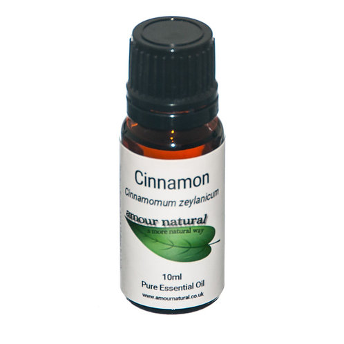 Amour Natural Cinnamon Pure Essential Oil 10ml
