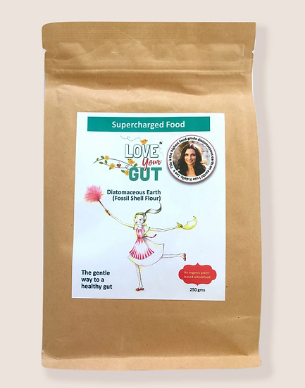 'Love Your Gut' Diatomaceous Earth Powder