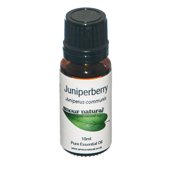 Amour Natural Juniperberry Pure Essential Oil 10ml