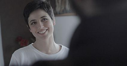 """Maite Guilera en un frame """"El di de a boda"""" cortoetraje dirigido por Bernardo de Anda para ESCAC"""