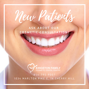 New patient cosmetic consultation