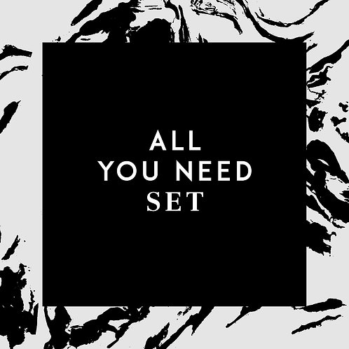 All You Need Set