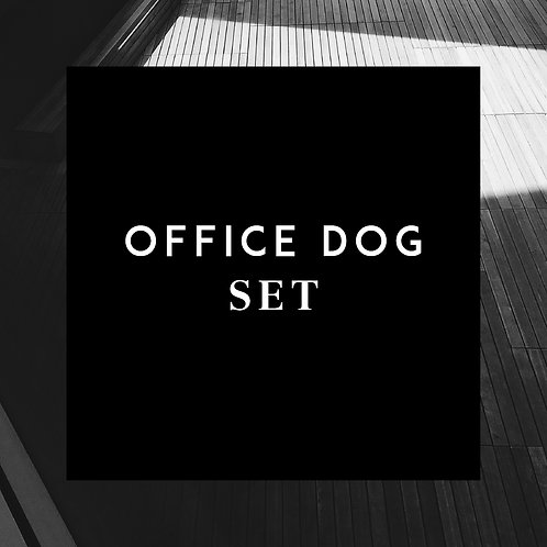 Office Dog Set