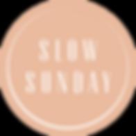 Branding, Logo Design, Grafik, Social Media, Marketing,Event Organisation, Projektmanagement für Slow Sunday, einem Even für Achtsamkeit, Yoga und Erholung für Kathrin Nutter Design Studio in Baden, Aargau, Schweiz