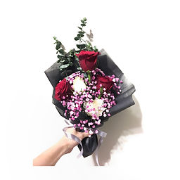 anniversary red roses affordable bouquet singapore