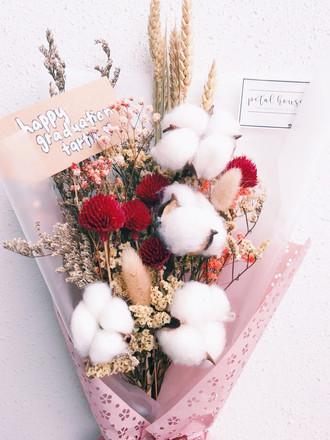 dried bouquet singapore