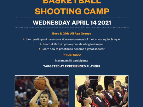 Allstar shooting camps are back!