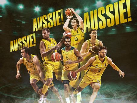 Aussie, Aussie, Aussie...